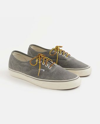 Canvas Vans – Brown